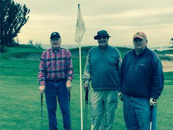 Paddy, John and John